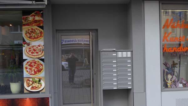 Eingang Walltorstraße